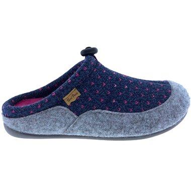 Zapatillas de Casa Toni Pons Mel-Lo Marino
