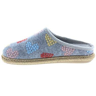 Zapatillas de Casa Toni Pons Miri-Hf Gris