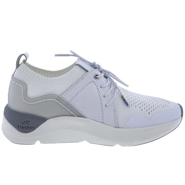 Zapatos Fluchos Atom One F0876 Blanco