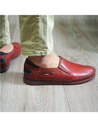 Zapatos Fluchos 9883 Terracota