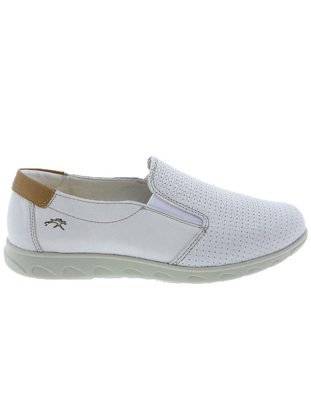 Zapatos Fluchos F0857 Blanco