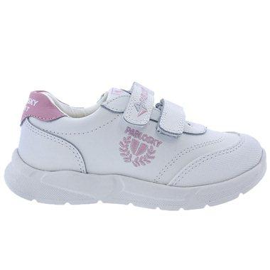 Zapatillas Pablosky 277907 Blanco-Rosa