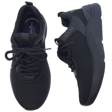 Zapatos Fluchos Atom One F1253 Negro