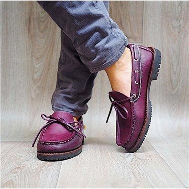Zapatos Apache 412 Burdeos
