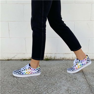 Zapatillas Vans Ward VN0A3IUN3RL1 Multi