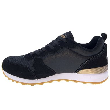 Zapatillas Skechers 111 Negro-Oro