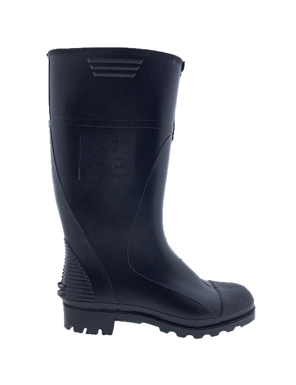 Botas De Agua P'Agua 1066 Negro