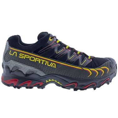 Zapatilla La Sportiva Ultra Raptor Gtx Black/Yellow