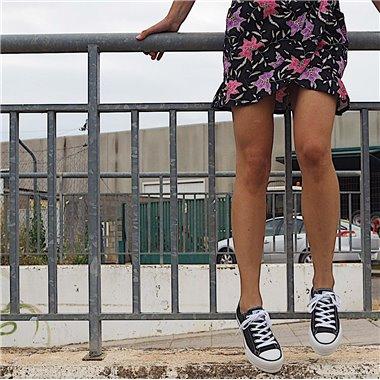 Zapatillas Victoria 061100 Negro