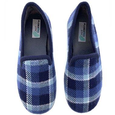 Zapatillas De Casa Roal 12008 Azul