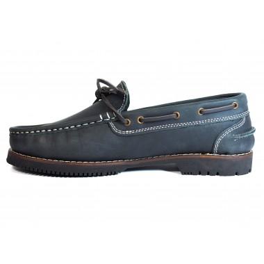 Zapatos Apache La Valenciana Olivenza Azul