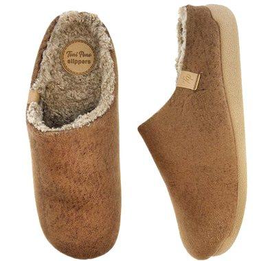 Zapatillas de Casa Toni Pons Noti-JM Marrón