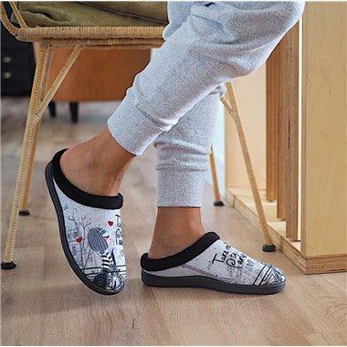 Zapatillas de Casa Roal 12213 Paris