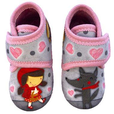 Zapatillas de Casa 16000 Gris