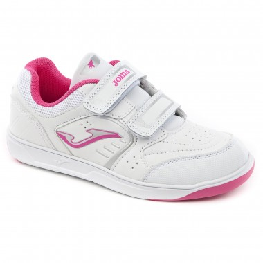 Zapatillas Joma Otto Jr 813 Blanco-Rosa