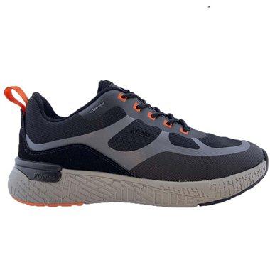 Zapatos Deportivos ATOM by Fluchos F1391 Orange Urban Waterproof