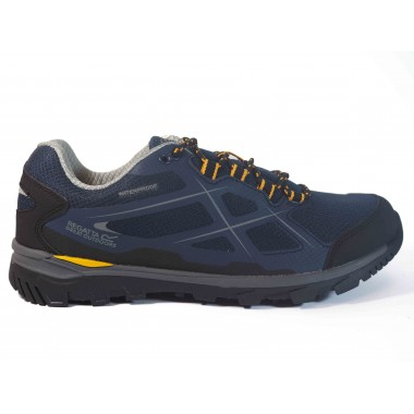 Zapatillas Impermeables Regatta Kota Low Azul Marino