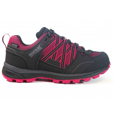 Zapatillas Impermeables Regatta Lady Samaris Low Cereza