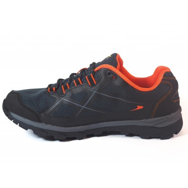Zapatillas Impermeables Regatta Kota Low Marino-Naranja