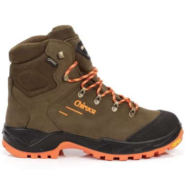 Botas Chiruca Game Force Hi Vis 38 Goretex