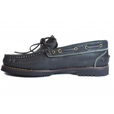 Zapatos Apache La Valenciana Olivenza Negro