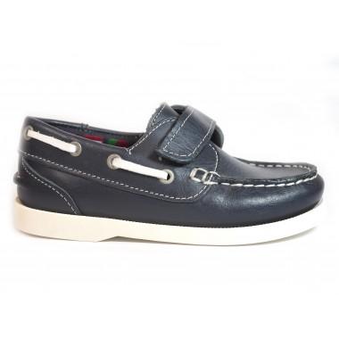 Zapatos Niños La Valenciana 020 Marino