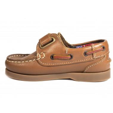Zapatos Niños La Valenciana 020 Cuero