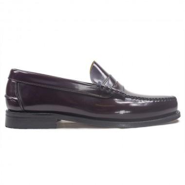 Zapatos La Valenciana 3266 Burdeos