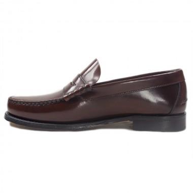 Zapatos La Valenciana 3266 Cuero