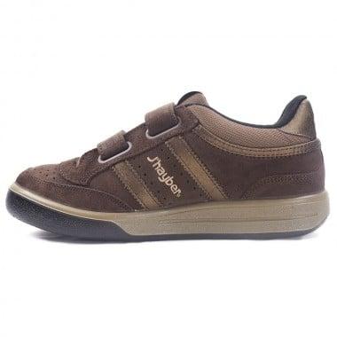 Zapatillas J´hayber Olimpia Marrón