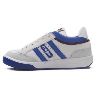 Zapatillas J´hayber New Pista Blanco-Azulina