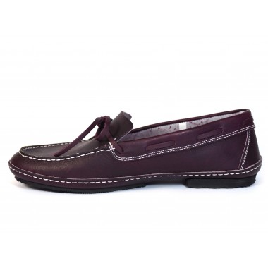 Zapatos Apache 414 Burdeos