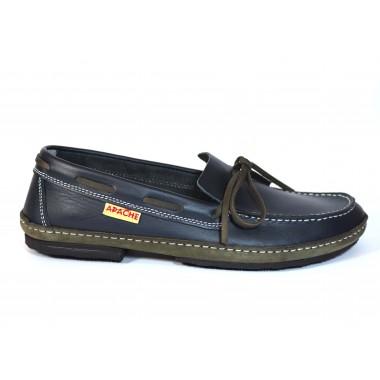 Zapatos Apache 414 Marino