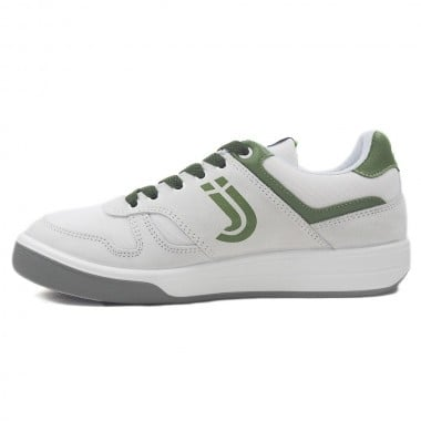 Zapatillas J´Hayber New Match Blanco-Verde