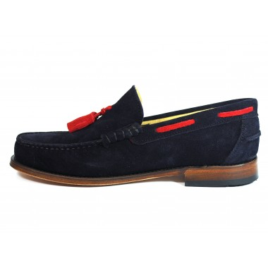 Zapatos La Valenciana 2011 Marino