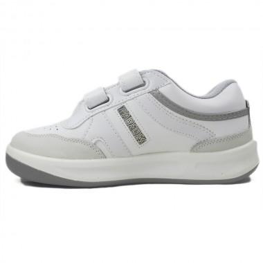 Zapatillas Paredes Estrella Blanco Velcro