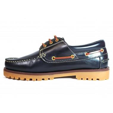 Zapatos La Valenciana 848 Marino