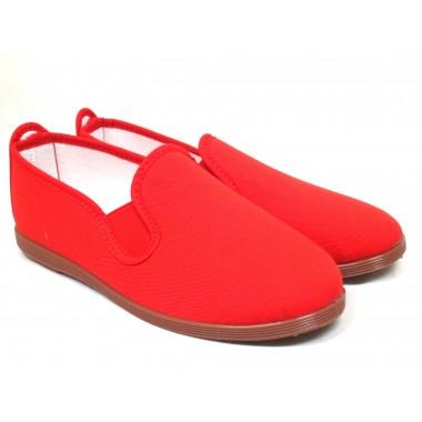 Zapatillas Kunfú Roal 295 Rojo