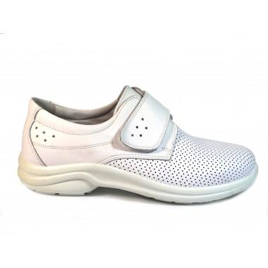 Zapatos Profesional Luisetti 0025 Berlin Blanco