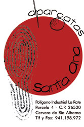 Logotipo Alpargatas Santa Ana