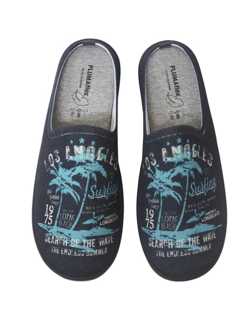 Zapatillas de casa hombre Roal