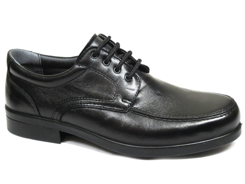 zapatos Luisetti con cordones para trabajar