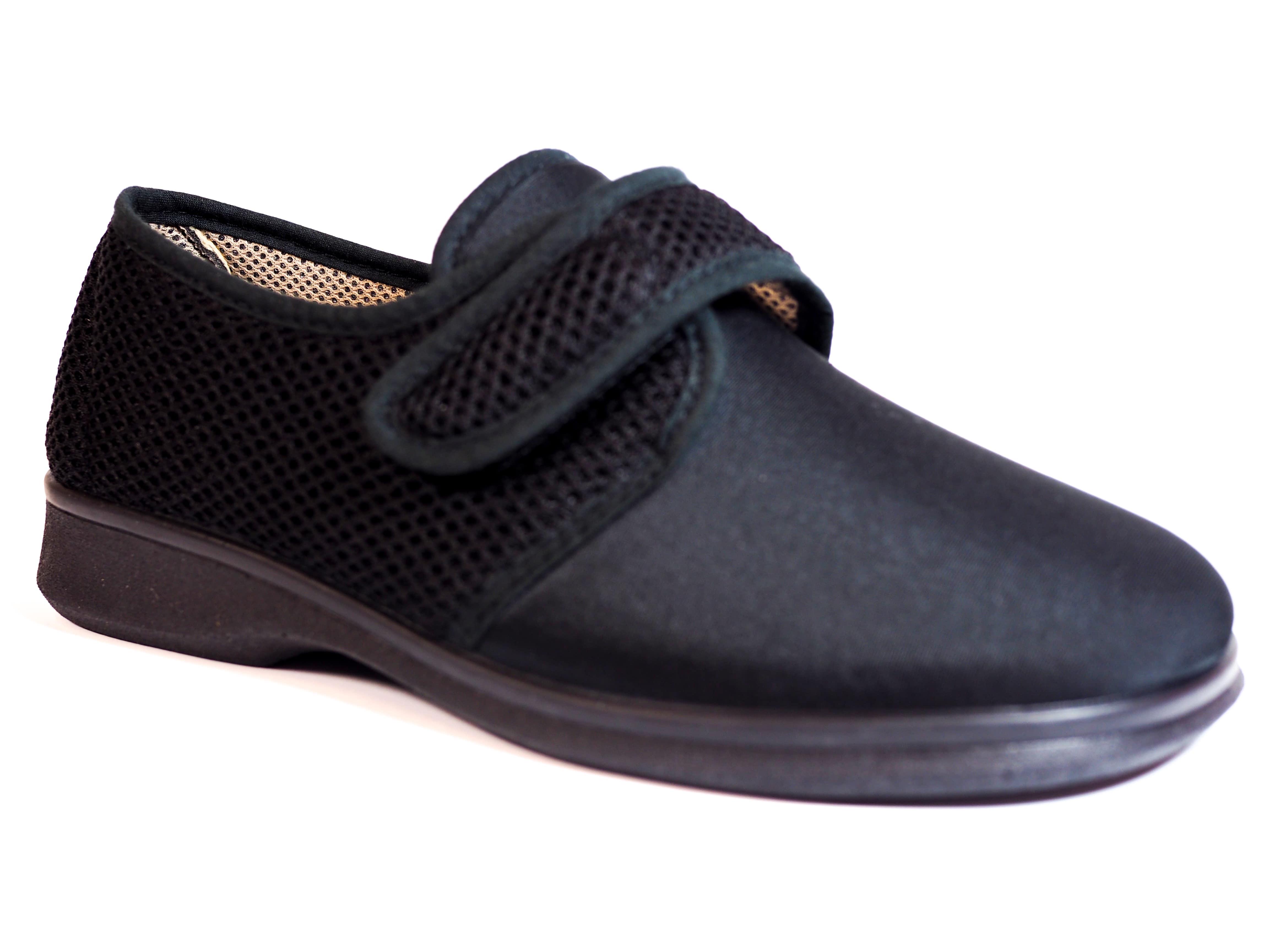 zapatillas Campello de ancho especial para mujer