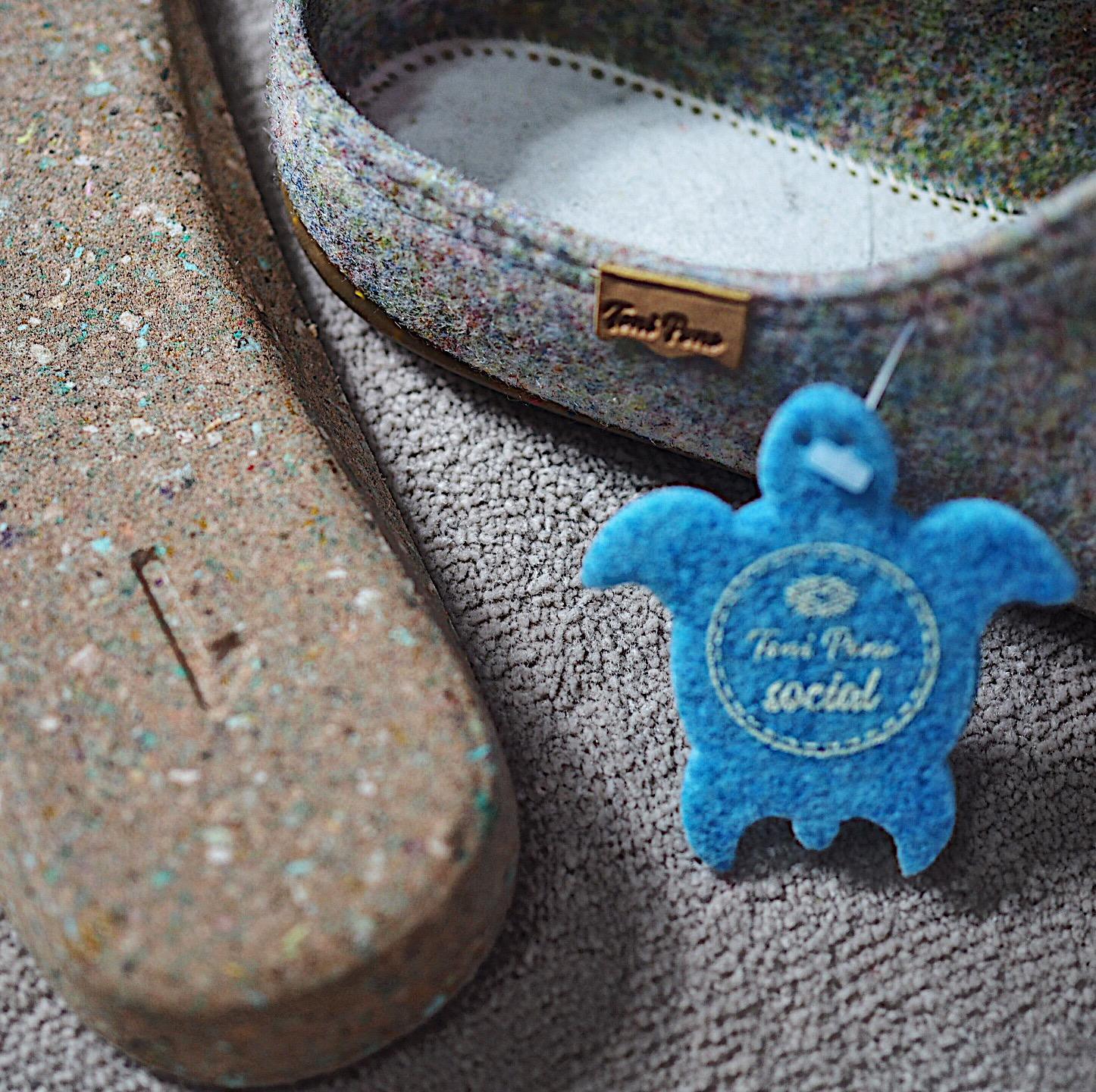 Zapatillas Toni Pons recicladas