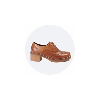 Zapatos con cordón