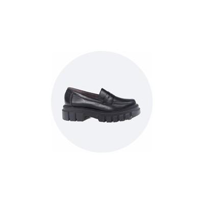 Zapatos sin cordón