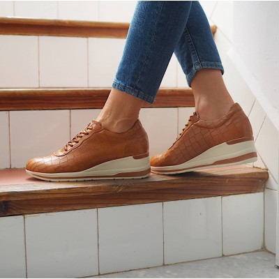 Zapatos con cuña