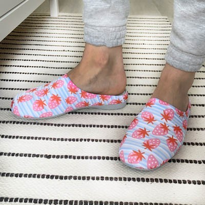 Zapatillas de casa verano
